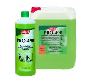 Detergent pentru parchet cu ceara Pro 490 1L