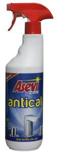 Detergent anticalcar super-concentrat Asevi Zas 1L