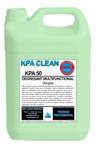 Detergent degresant multifunctional Dengras, 5L