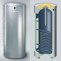 Boiler monovalent Viessmann Vitocell-V 100, 160 litri
