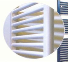 Radiator baie 600/600