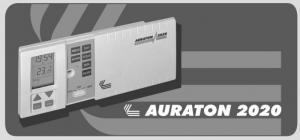 Termostat electronic ambiental AURATON- 2020