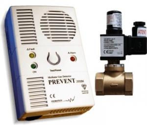 Detector de gaz