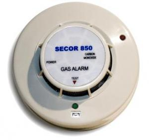 Detector de monoxid de carbon SECOR 850