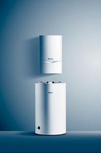 Centrala termica vaillant cu boiler
