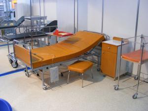 Pat de spital