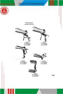 Instrumentar ginecologic