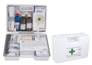 Trusa de prim ajutor de incinta, portabila TR 200 TotalMed (Romania)