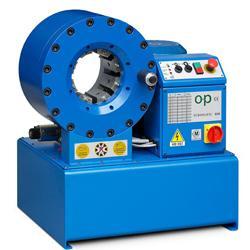 Masina de sertizat H 80 EL