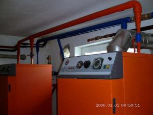 Centrale termice apartament scara