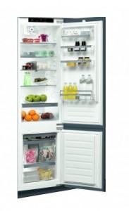 Combina frigorifica incorporabila WHIRLPOOL, 308 l, Clasa A+, H 193.5 cm, Alb, ART 9810/A+, BIW_COMB_009