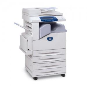 Multifunctional xerox workcentre 5222