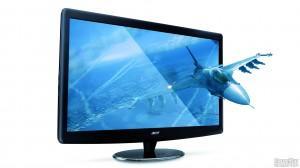 Monitor full hd 3d