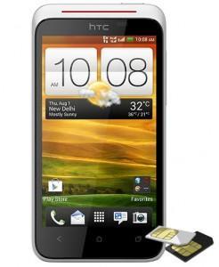 Telefon  HTC Desire Xc, Dual Sim, alb, 85007