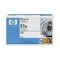 Toner HP Q7551A Negru 6500 pag Q7551A