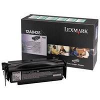Toner lexmark t430 12a8425