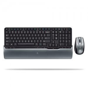 Kit Logitech Cordless Desktop S 520 , 920-001023