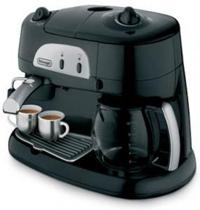 Espressor de cafea COMBI DeLonghi Icona Pump Coffee Machine BCO120