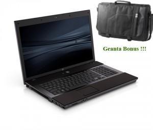 Laptop HP ProBook 4710s VQ738EA Geanta Inclusa Transport Gratuit pentru comenzile  din  weekend