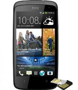 Telefon  HTC Desire 500, Dual Sim, negru 84998