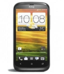 Telefon mobil HTC DESIRE V, Dual Sim, Black, 56800