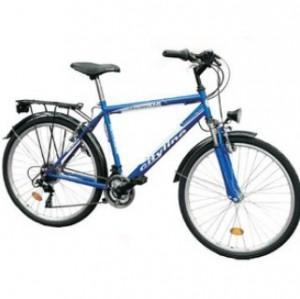 Bicicleta Trekking DHS 2631 - 18V model 2013-Gri Inchis, 213263171