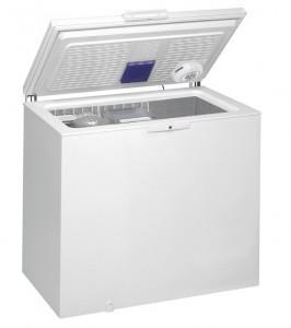 Lada frigorifica Whirlpool WHR39352F, 390 litri