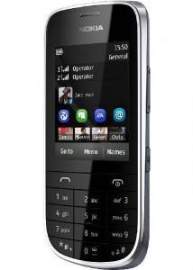 Nokia asha dual sim