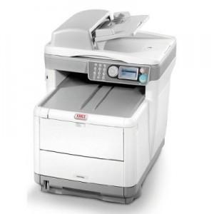 Multifunctional laser color MC350 MFC Laser A4 OKI, MC350