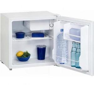 Minibar Exquisit, clasa A+, 40L frigider, 5L congelator, usa reversibila, KB 45A+