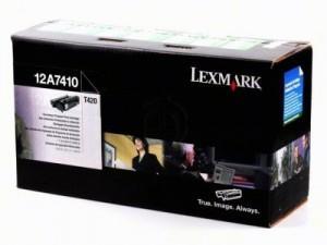 Toner Lecmark T420 Return Programme Print Cartridge (5K), 0012A7410