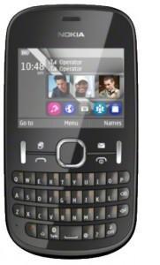 Nokia 200 dual sim graphite