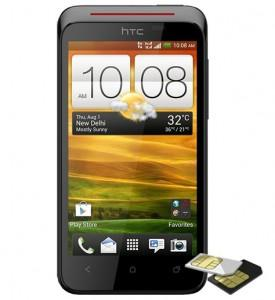 Telefon  HTC Desire Xc, Dual Sim, negru 85006