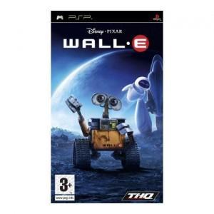 Joc WALL-E PSP, THQ-PSP-WALLE