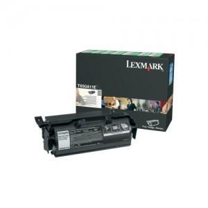 Lexmark t650h11e toner black