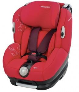 Fotoliu Auto Bebe Confort Opal, RASPBERRY RED, 85258140