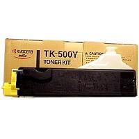 Toner Kyocera TK-500Y Galben  TK-500Y