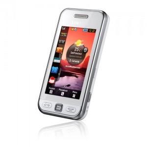 Telefon samsung s5230 white