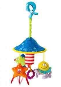 Jucarie landou/carucior - Plimbare distractiva, Taf Toys, 11125