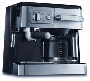 Espressor DeLonghi Icona Pump Coffee Machine, BCO 420 Combi