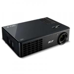 Videoproiector Acer X1161P SVGA DLP 3D, ECO, CBII+, SpectraBoost, Zoom, Bag, Auto Keystone EY.JBU01.001
