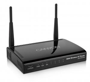 Wireless router canyon cnp wf514n3