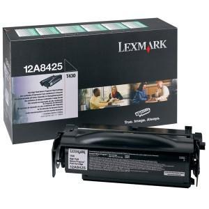 Toner Lexmark T430 High Yield Return Programme Print Cartridge (12K), 12A8425