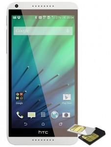 Telefon mobil HTC DESIRE 816, DUAL SIM, WHITE, 89521