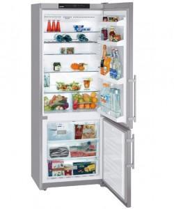 Combina frigorifica Liebherr, Clasa eficienta energetica: A+, CNesf 5123