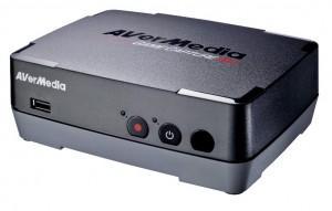 Placa de captura AverMedia Stand alone console, GAMECAPTURE-HD