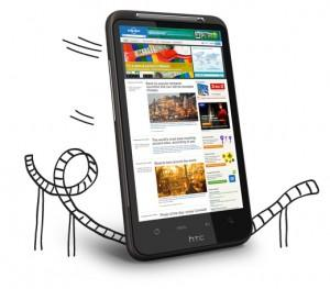 Telefon  HTC Desire HD  HTC00154