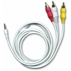 Cablu audio jack stereo 1.5m