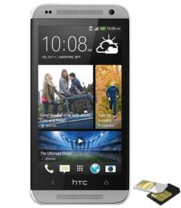 Telefon HTC Desire 601, 3G, Dual sim, alb, 83759