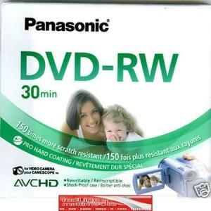 Mini dvd panasonic
